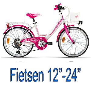 "Fietsen 12"" - 24"""