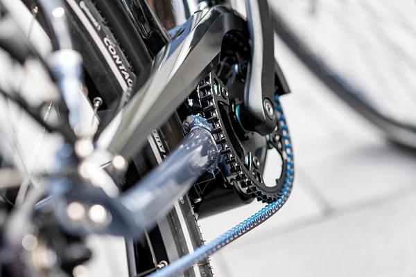 DB Bikes Riemaandrijving