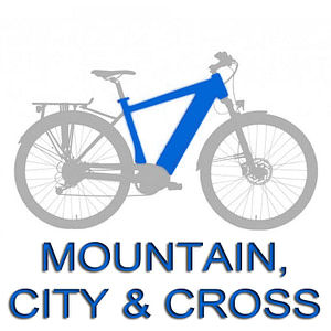 Moutain bike, City & Cross