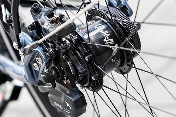DB Bikes Versnellingsapparaat