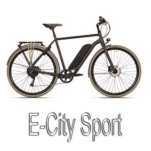 E-City Sport Heren