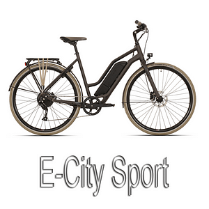 E-City Sport Dames